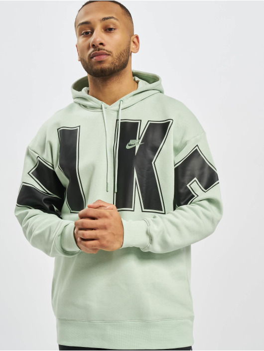 Nike Hoody SC Fleece grün