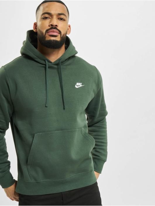 Nike Hoody M Nsw Club Po B grün