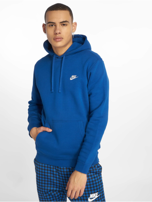 Nike Hoody Sportswear indigo
