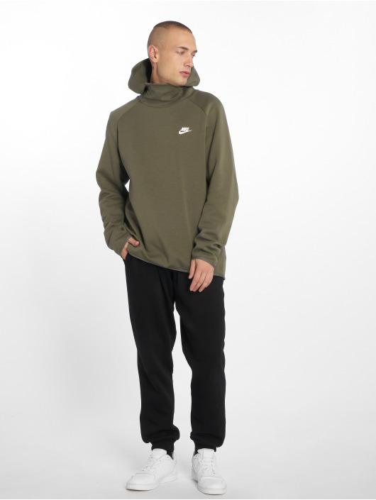 Nike Hoody Sportswear Tech olive