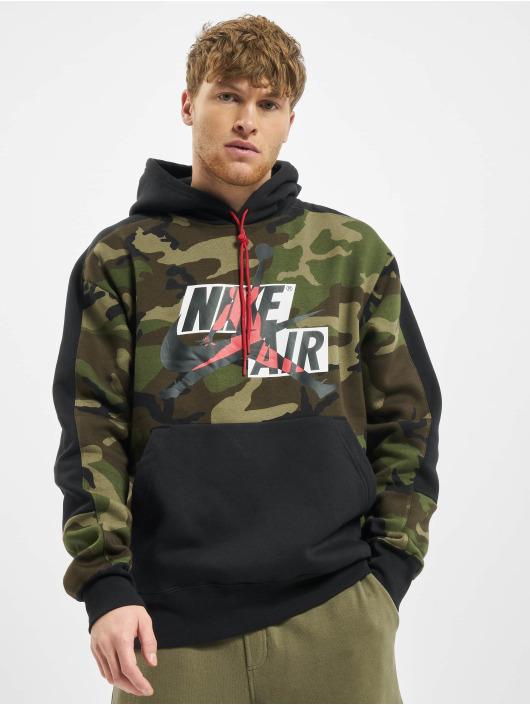 Nike Hoody M J Jmc Camo Flc olive