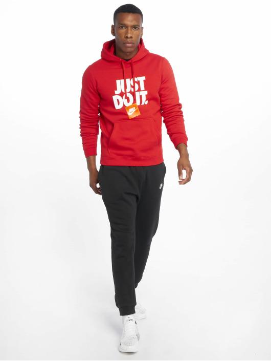 Nike Hoody DI PO Fleece rot