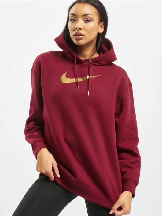 Nike Hoody BB OS Shine rot
