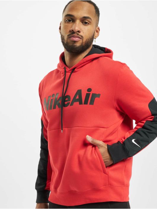 Nike Hoody Air Fleece rot