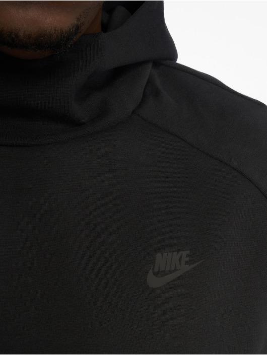 Nike Hoody Sportswear Tech Fleece schwarz