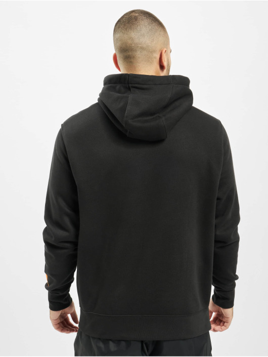 Nike Hoody JDI  Fleece Mix schwarz