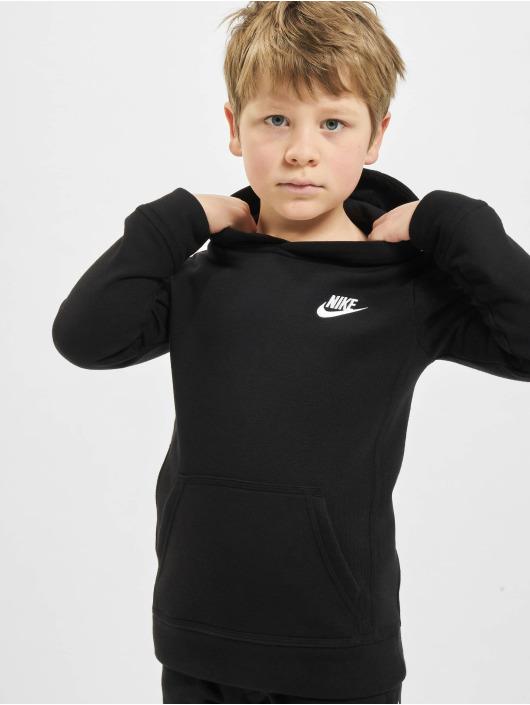 Nike Hoody Club Fleece schwarz