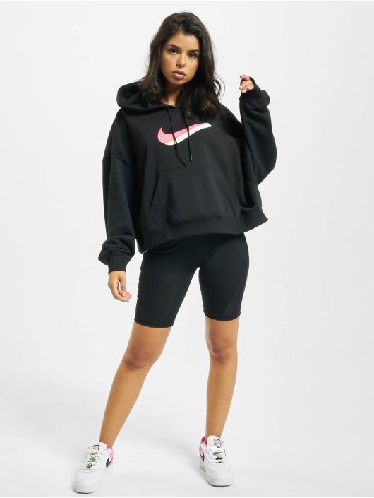 Nike Hoody Icon Fleece schwarz