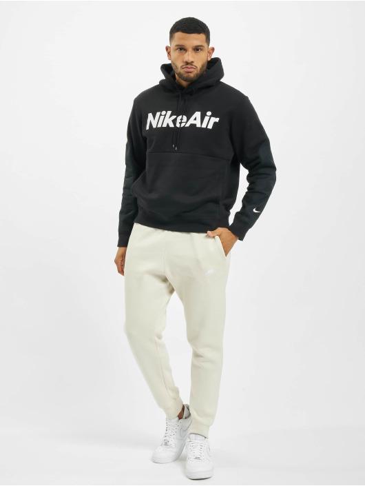 Nike Hoody Air Fleece schwarz