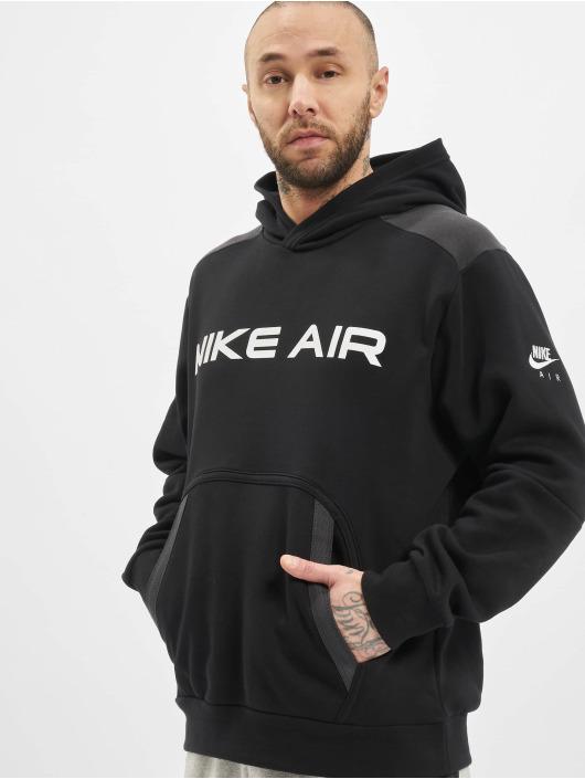 Nike Hoody M Nsw Air Po Flc schwarz