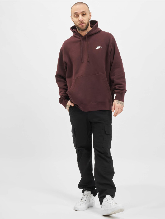 Nike Hoody M Nsw Club Po Bb wit