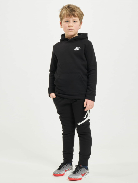 Nike Hoody Club Fleece zwart