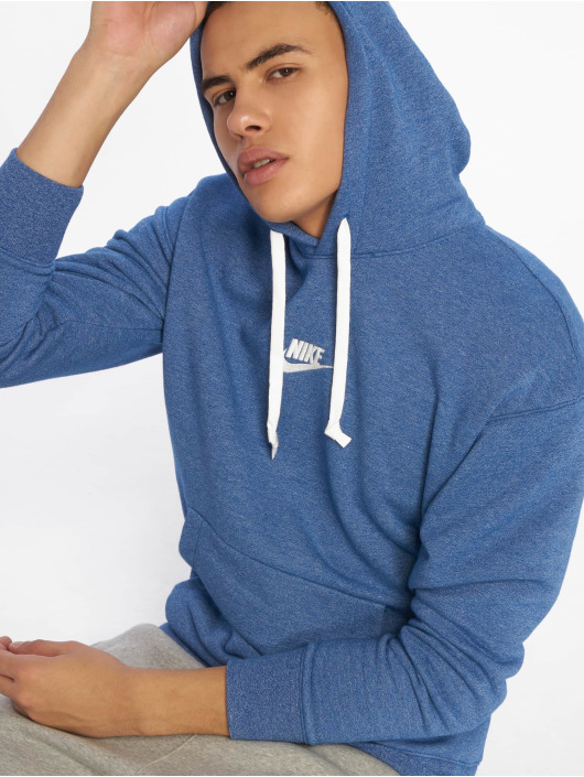 Nike Hupparit Sportswear Heritage indigonsininen
