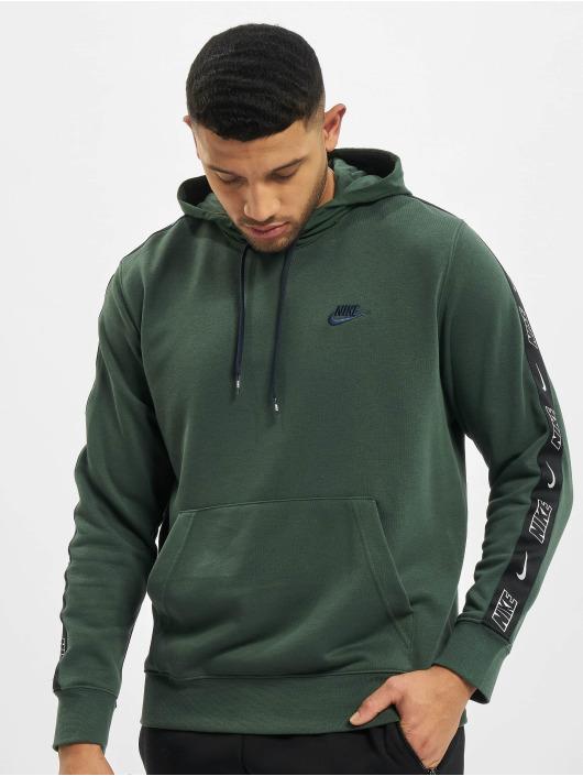 Nike Hupparit M Nsw Ce Po Ft Snl vihreä