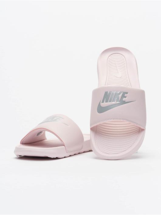 Nike Japonki W Victori One Slide rózowy