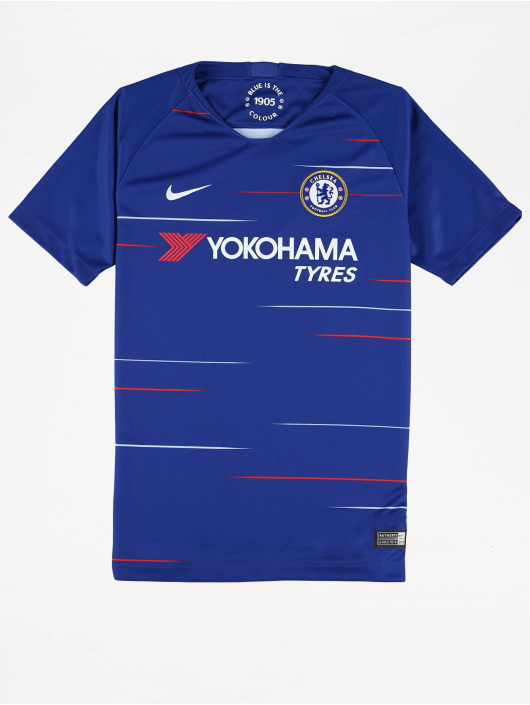 Nike Jersey Breathe FC Chelsea Home Stadium modrá