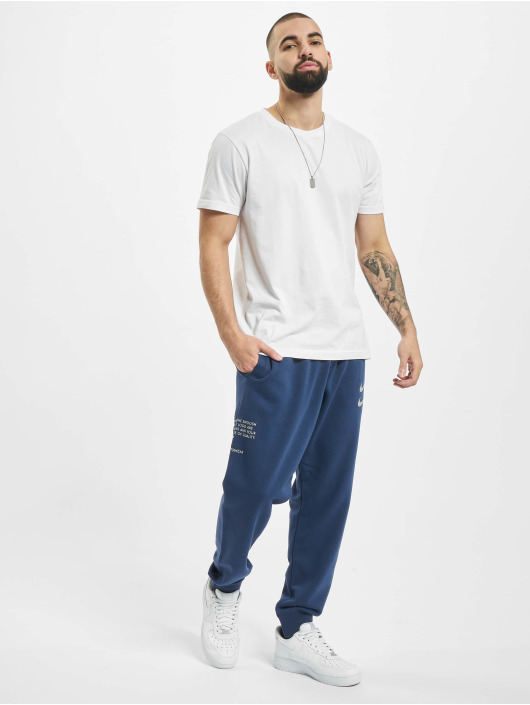Nike Joggebukser Swoosh blå