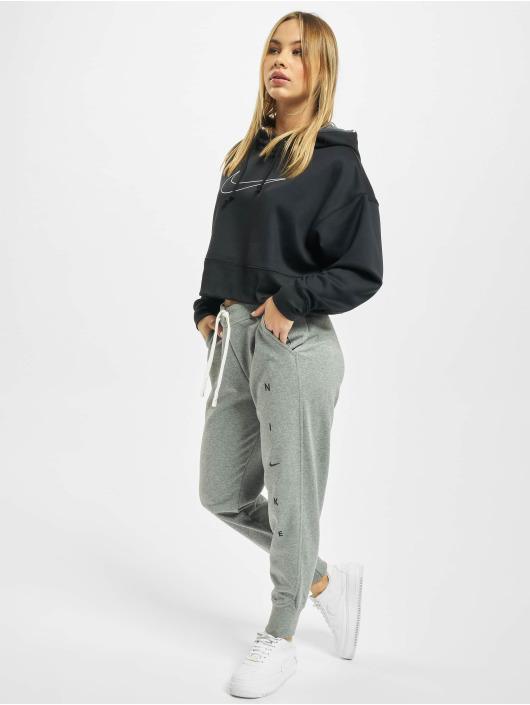 Nike Joggebukser Dry Get Fit Flc grå