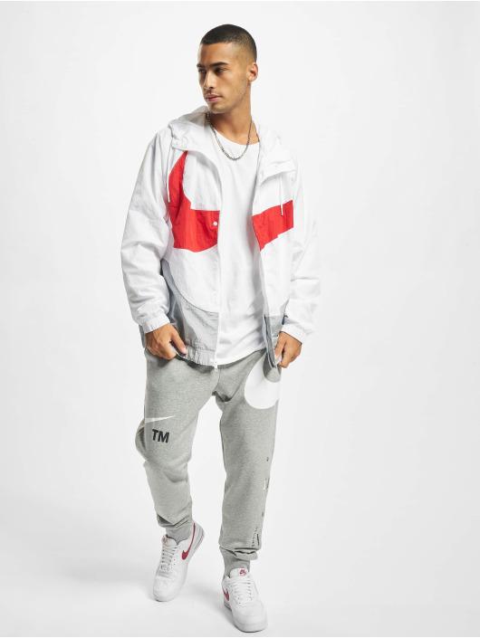 Nike Joggebukser Swoosh Sbb grå