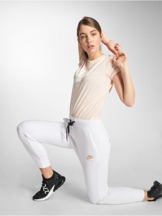 Nike Joggebukser Rally hvit