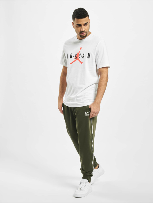 Nike Joggebukser DNA FT CF khaki
