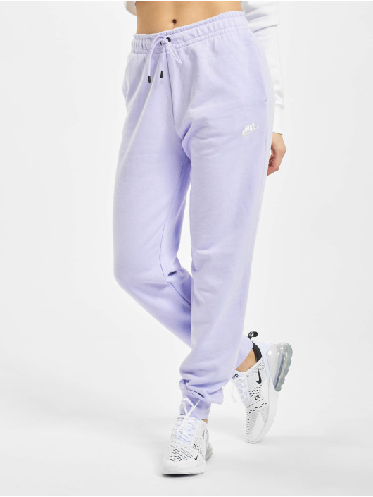 Nike Joggebukser Essential Regular Fleece lilla