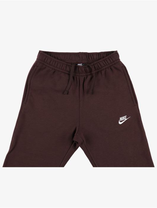 Nike Joggebukser Club red
