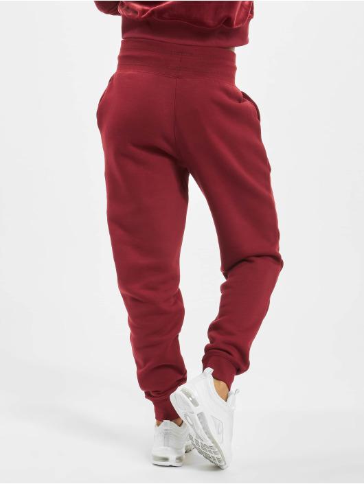Nike Joggebukser BB Shine red