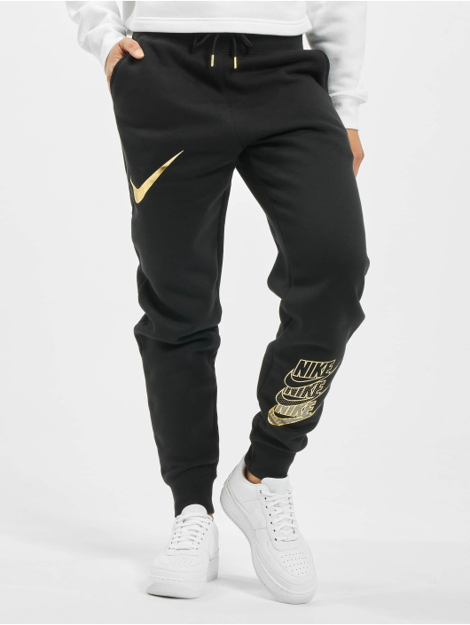 Nike Joggebukser BB Shine svart
