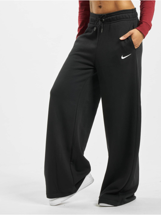 Nike Joggebukser Wl Pythn svart