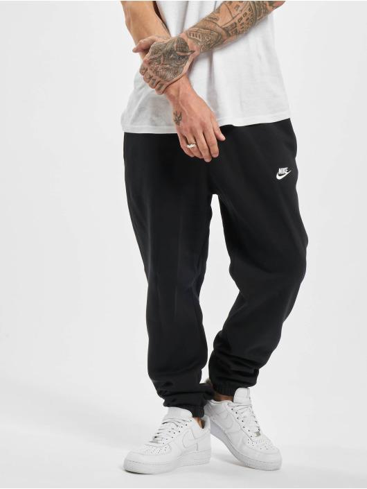 Nike Joggebukser Club CF BB svart
