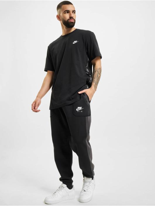 Nike Joggebukser Air svart