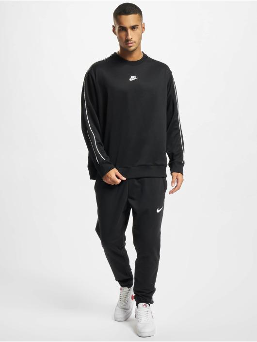 Nike Joggebukser Camo svart