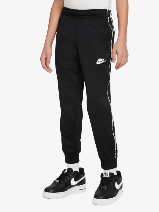 Nike Joggebukser Repeat svart