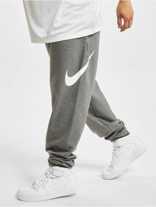 Nike Jogging DF Taper FA Swoosh gris