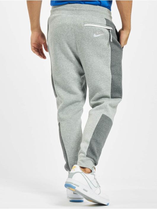 Nike Jogging kalhoty Air šedá