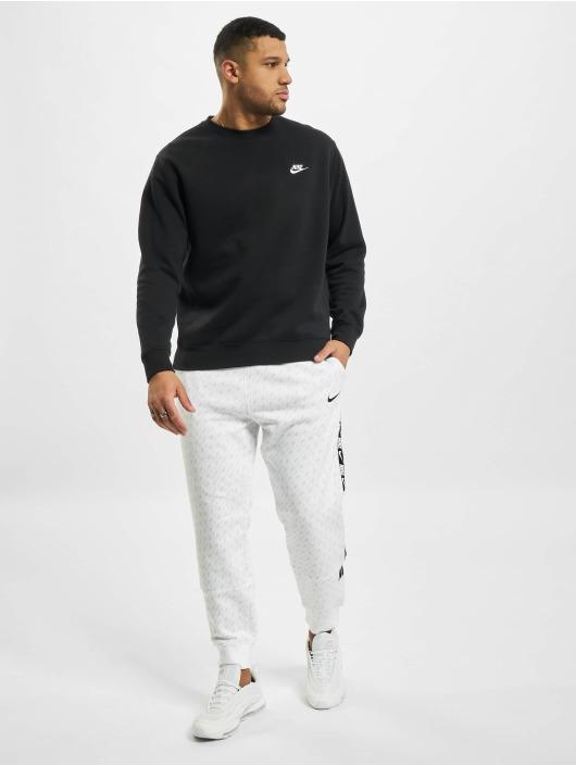 Nike Jogging kalhoty M Nsw Repeat Flc bílý