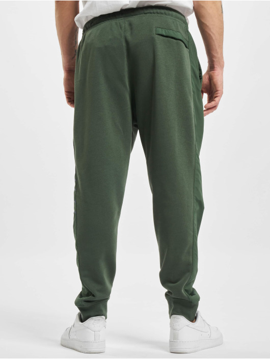 Nike Jogging kalhoty M Nsw Ce Ft Jggr Snl zelený