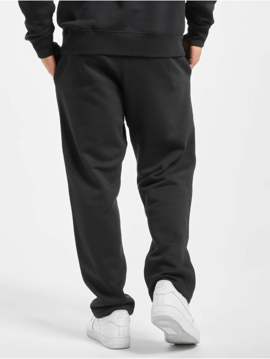 Nike Club BB Sweat Pants BlackBlackWhite