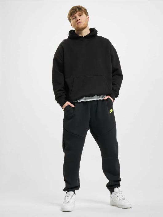 Nike Jogging M Nsw Tch Flc Jggr noir