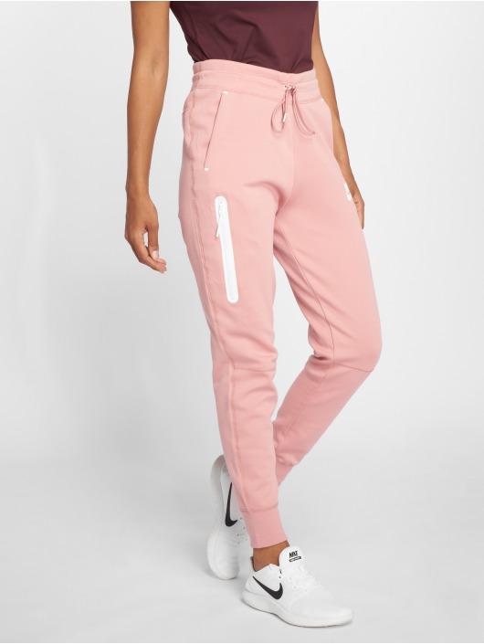 Nike Jogging Sportswear Tech Fleece rose