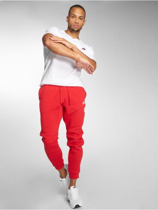 Nike Jogging Sportswear rouge