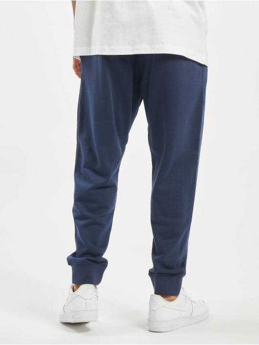 Nike joggingbroek Club FT blauw