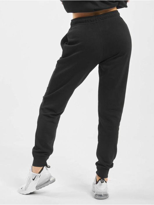 Nike joggingbroek Essential Regular Fleece zwart