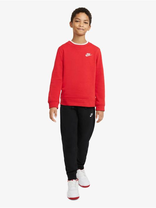 Nike Joggingbukser Club sort