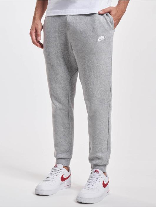 2e7457c5 Nike Byxor / Joggingbyxor NSW FLC CLUB i grå 257538