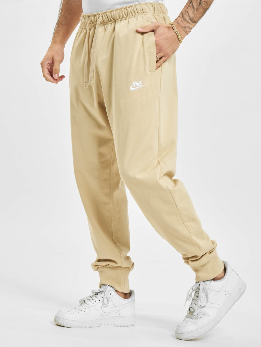 Nike Jogginghose Club beige