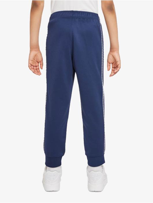 Nike Jogginghose Repeat blau