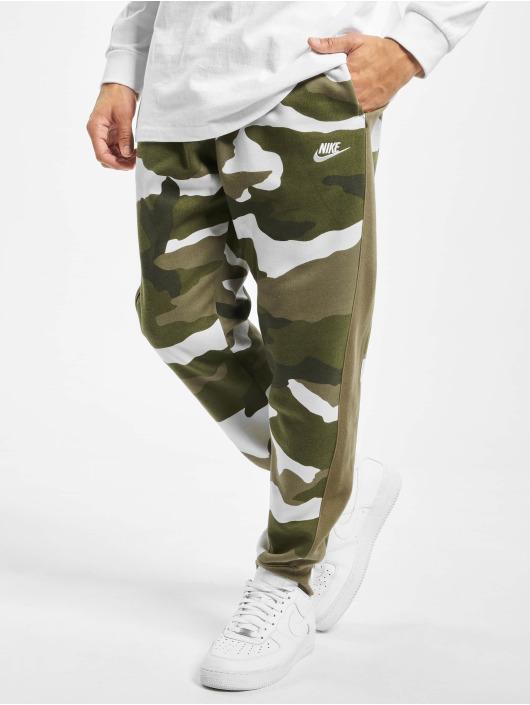 Nike Jogginghose Club Camo camouflage