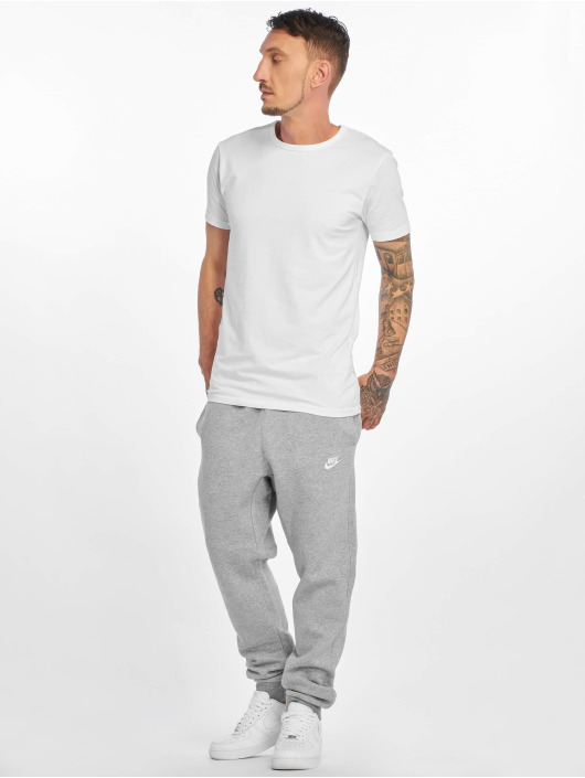 Nike Jogginghose NSW FLC CLUB grau